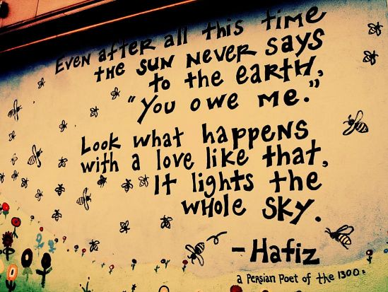 Sun And Earth By Hafez1